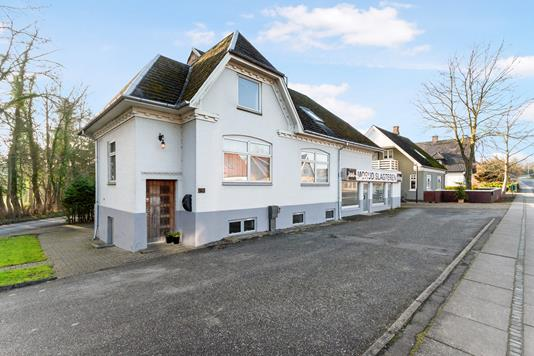 Villa på Rugårdsvej i Morud - Ejendommen
