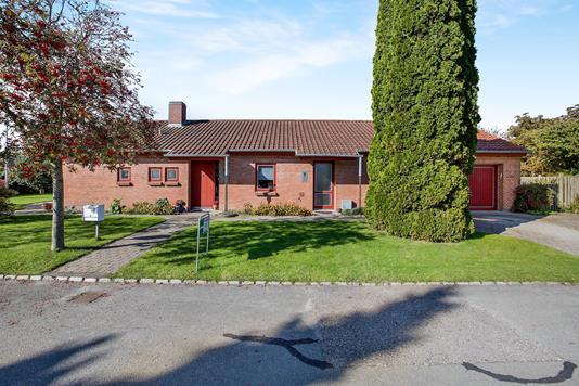 Villa på Bynkevænget i Odense NV - Ejendommen