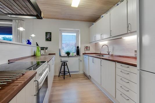 Villa på Bynkevænget i Odense NV - Køkken