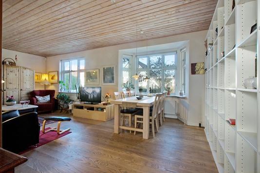 Villa på Roesskovsvej i Odense V - Stue