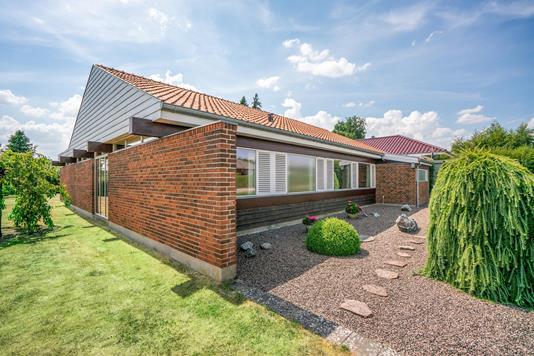 Villa på Billeshavevej i Odense NV - Ejendommen