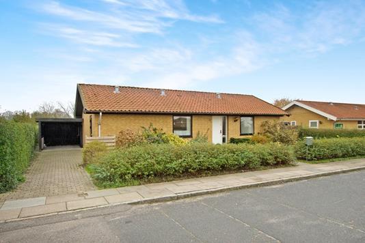 Villa på Musvågevej i Odense NV - Ejendommen
