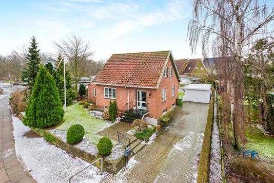 Villa på Dybdevej i Odense V - Ejendommen