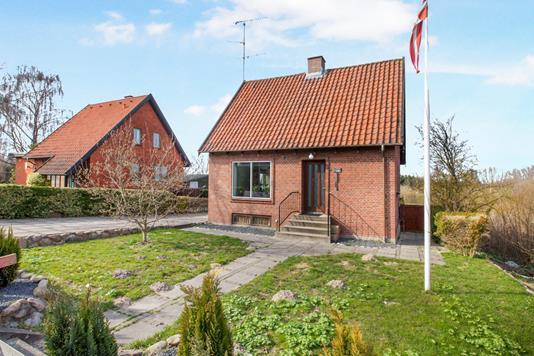 Villa på Middelfartvej i Blommenslyst - Ejendommen