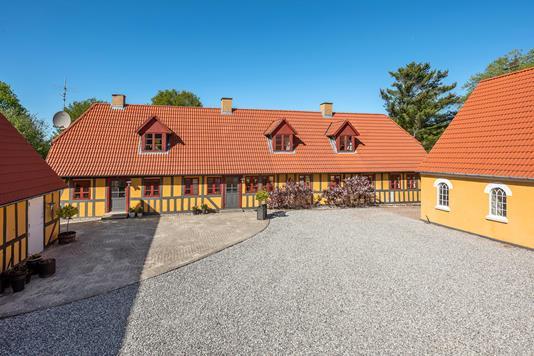 Villa på Paarupvej i Odense V - Ejendommen