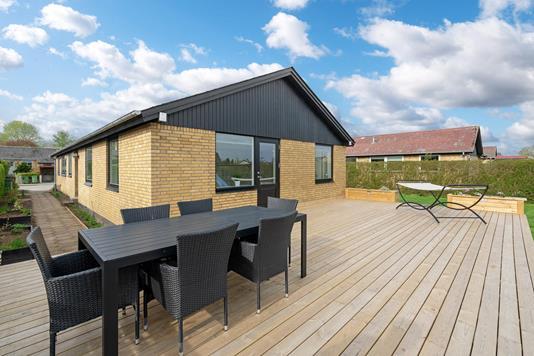 Villa på Egilsvej i Odense NV - Ejendommen