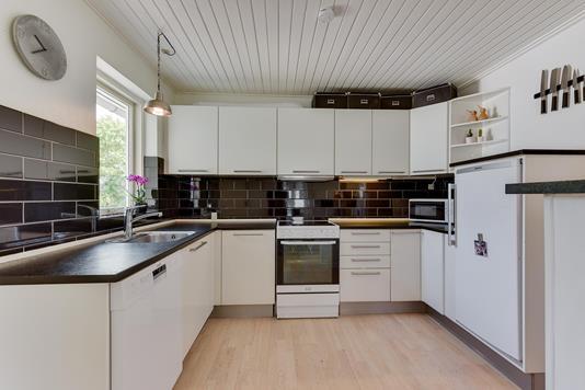 Villa på Rugårdsvej i Odense NV - Køkken
