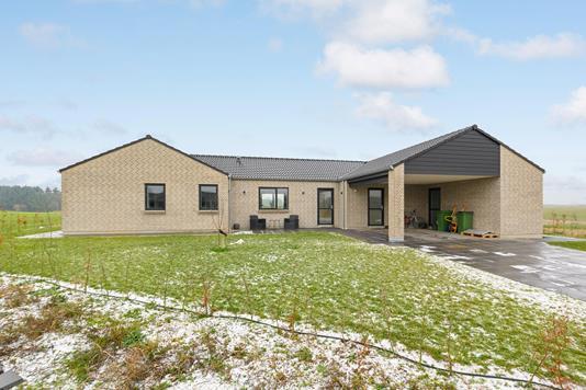 Villa på Christofferslundvej i Odense NV - Ejendommen