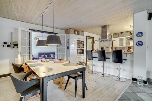 Villa på Rugårdsvej i Odense NV - Stue