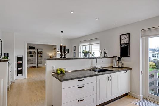 Villa på Præstevej i Odense NV - Køkken