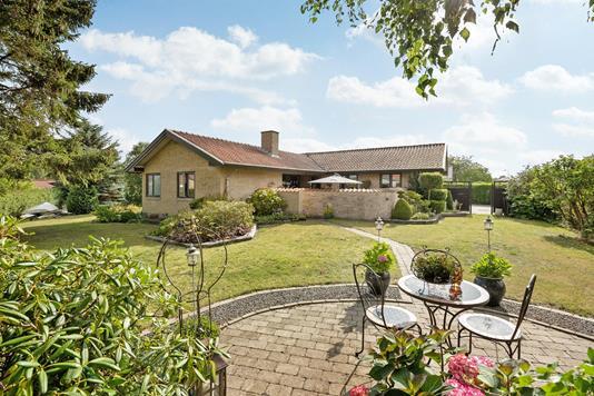 Villa på Heklavej i Odense NV - Ejendommen