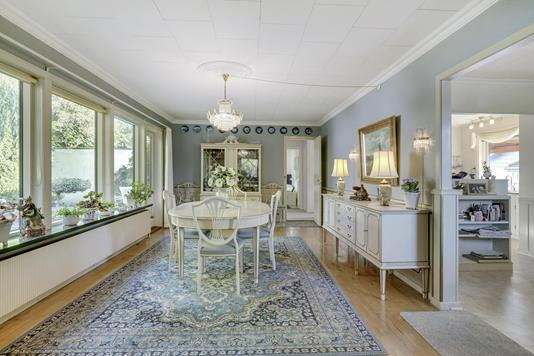 Villa på Æblevænget i Odense V - Spisestue