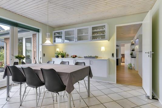 Villa på Hvidtjørnvej i Odense V - Alrum
