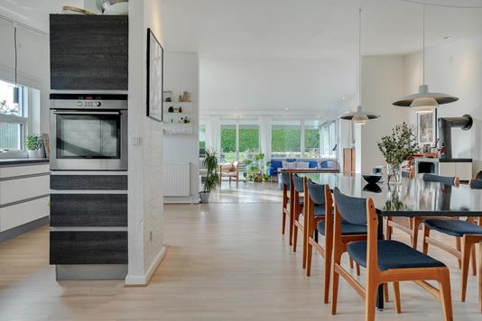 Villa på Spangsvej i Odense NV - Alrum