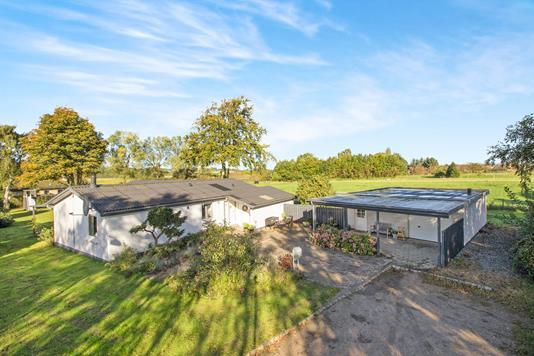 Villa på Evenvænget i Odense N - Ejendommen