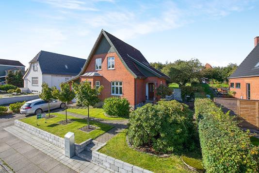 Villa på Ågade i Odense N - Ejendommen