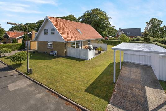 Villa på Tingskiftet i Odense N - Ejendommen