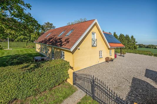 Villa på Odensevej i Søndersø - Ejendommen