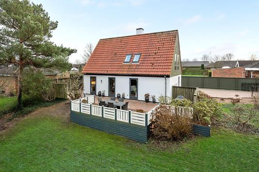 Villa på Bispeengen i Odense N - Ejendommen