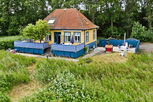 Fritidsbolig på Hjejlevej i Nyborg - Ejendommen