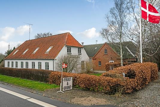 Landejendom på Bogensevej i Odense N - Ejendommen