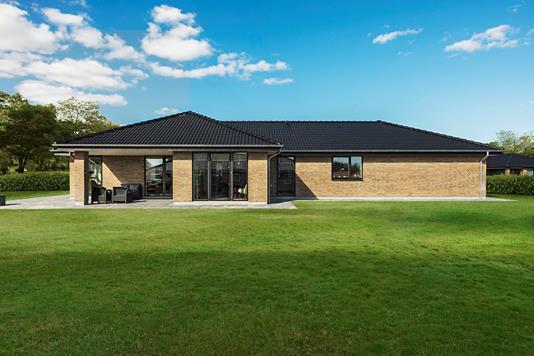 Villa på Gartnerlunden i Odense N - Ejendommen