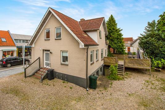 Villa på Søndergade i Glamsbjerg - Ejendommen
