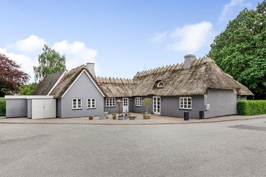Villa på Kirkestræde i Tommerup - Ejendommen