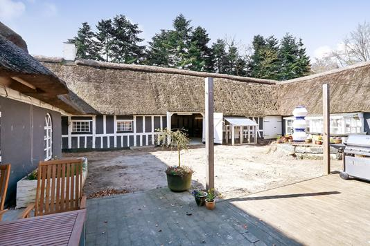 Villa på Kelstrupvej i Vissenbjerg - Ejendommen