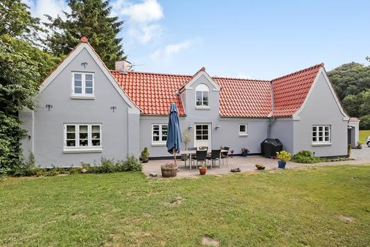 Landejendom på Andebøllevej i Vissenbjerg - Ejendommen