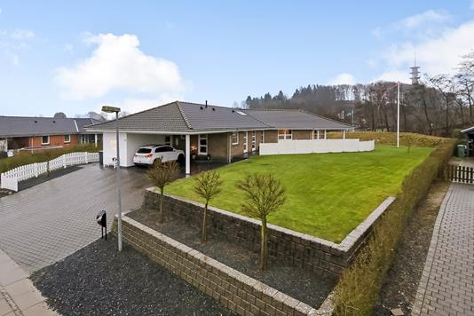 Villa på Duedalen i Vissenbjerg - Ejendommen