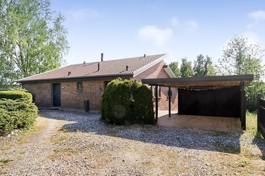 Villa på Kastaniely i Tommerup - Ejendommen
