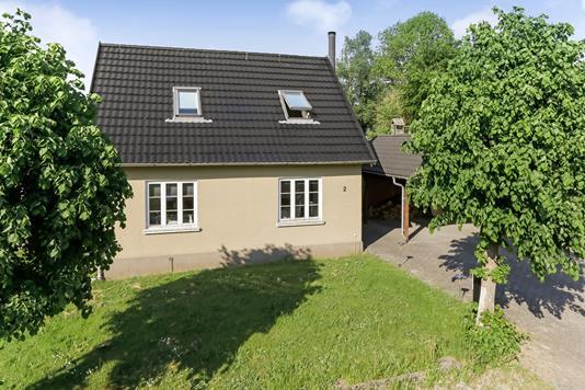Villa på Storskovvej i Tommerup - Ejendommen
