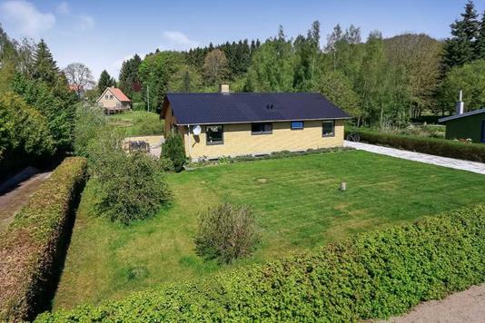 Villa på Solvænget i Tommerup - Ejendommen