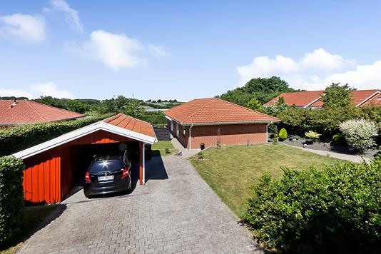 Villa på Haugelund i Vissenbjerg - Ejendommen