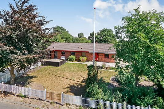 Villa på Brunsegårdsvej i Tommerup - Ejendommen