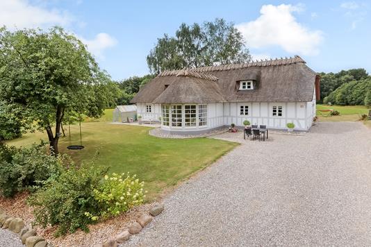 Villa på Holtevej i Tommerup - Ejendommen