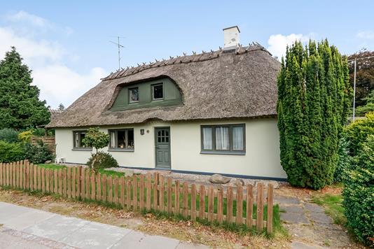 Villa på Ryttergade i Tommerup - Ejendommen