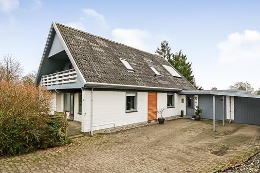 Villa på Hyldegårdsvej i Tommerup - Ejendommen