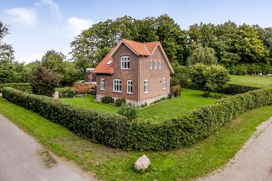 Villa på Østerbro i Tommerup - Ejendommen