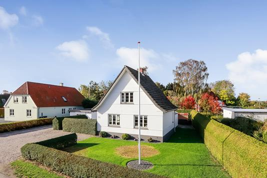 Villa på Rybergsvej i Ebberup - Ejendommen