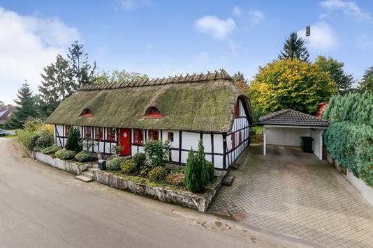 Villa på Mads Hansensgade i Tommerup - Ejendommen