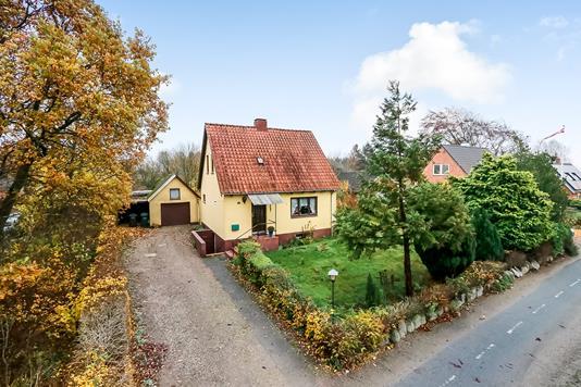 Villa på Skolevej i Tommerup - Ejendommen