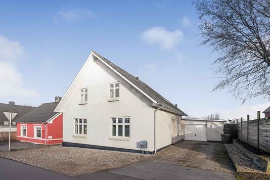 Villa på Odensevej i Vissenbjerg - Ejendommen