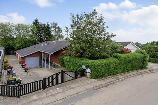 Villa på Nyvej i Tommerup - Ejendommen