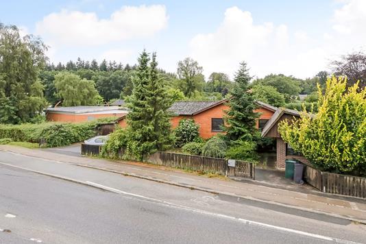 Villa på Tallerupvej i Tommerup - Ejendommen