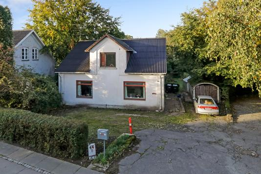 Villa på Bredgade i Vissenbjerg - Ejendommen