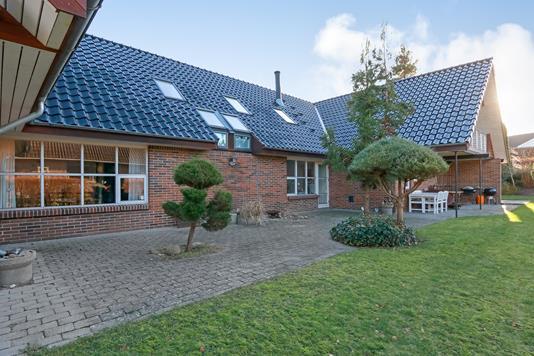 Villa på Gyvelvænget i Tommerup - Ejendommen