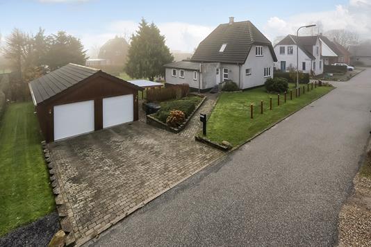 Villa på Møller Eriksensvej i Tommerup - Ejendommen