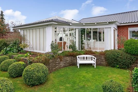 Villa på Violvænget i Vissenbjerg - Have